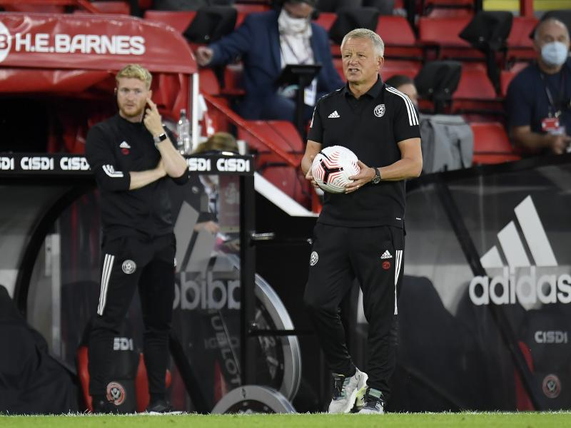 Sheffield United boss Chris Wilder believes the Blades' fortune can change