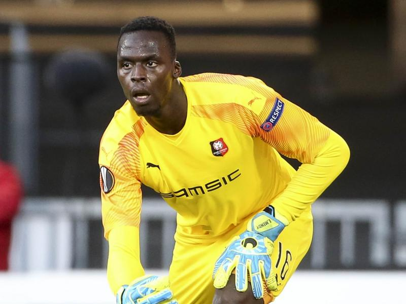 Reports: Edouard Mendy's transfer to Chelsea being held up by last-minute Rennes demand