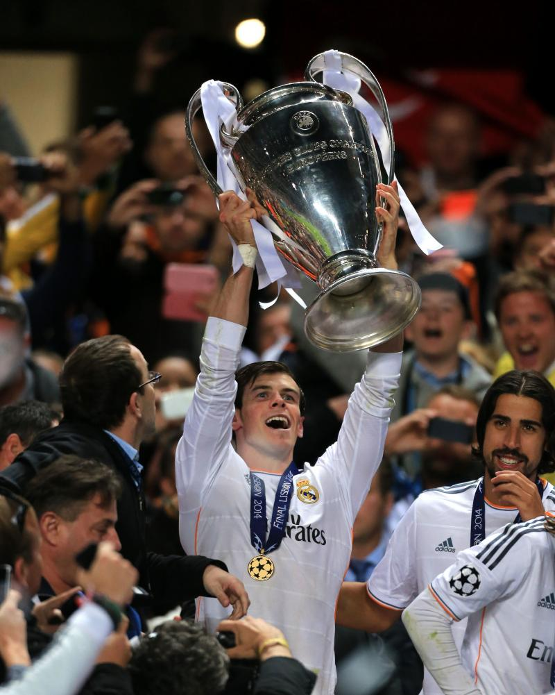 Where are the players that Tottenham bought with Gareth Bale money?