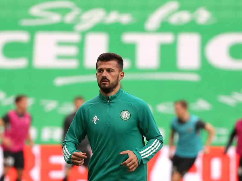 """The best is yet to come"", Albian Ajeti urges Celtic fans"