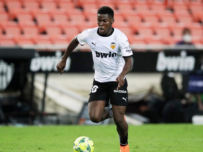 Valencia rising star Yunus Musah lauds the positive influences in his career