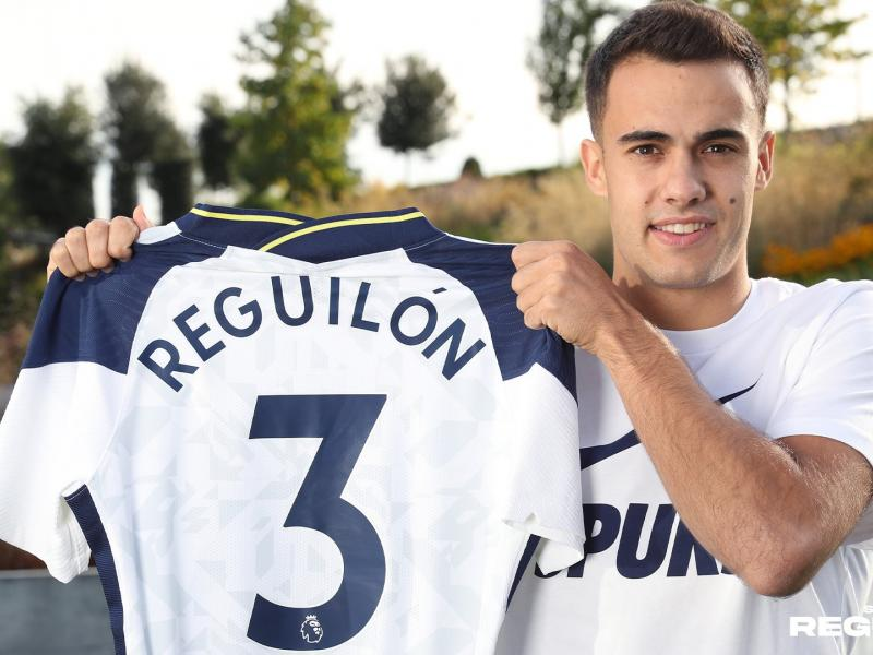JUST IN: Spurs confirm the signing of Sergio Reguilón