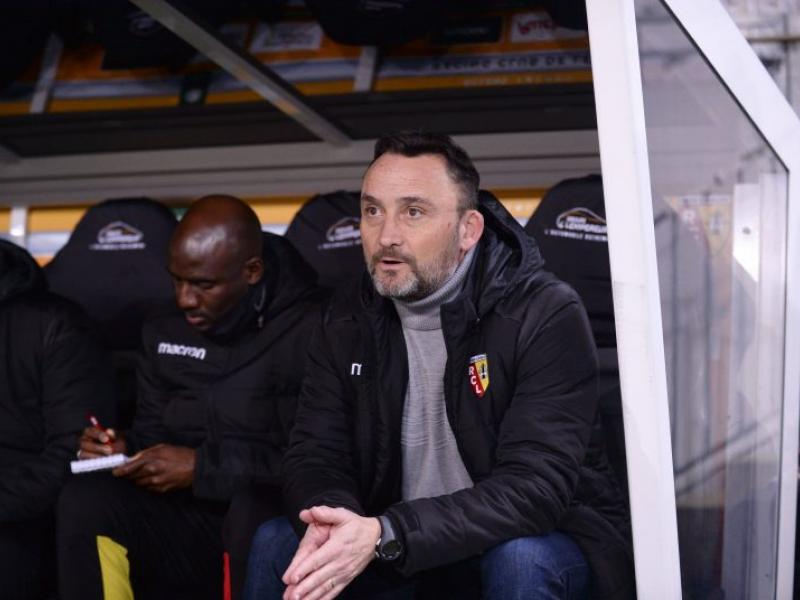 RC Lens boss Franck Haise impressed with his side's start to the season