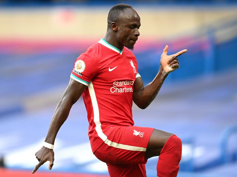 Mane out to break Premier League record against Crystal Palace