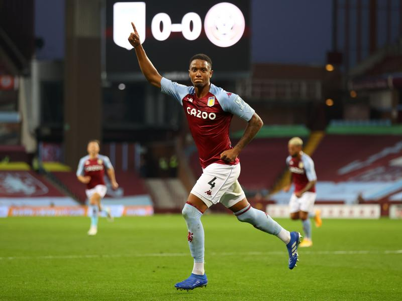 Konsa pens contract extension with Villa