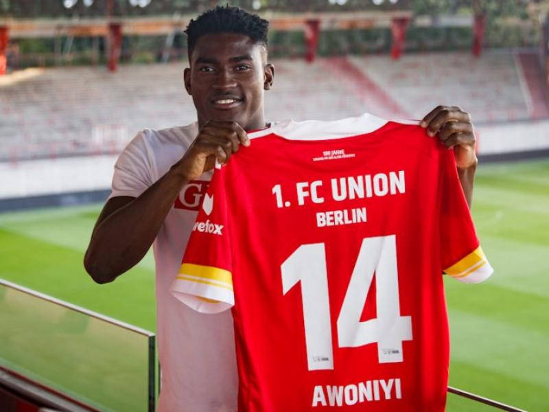 🇳🇬🔴 Taiwo Awoniyi joins Union Berlin