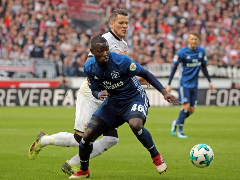 Ghana FA are set to move in on Hamburger SV defender Stephan Ambrosius