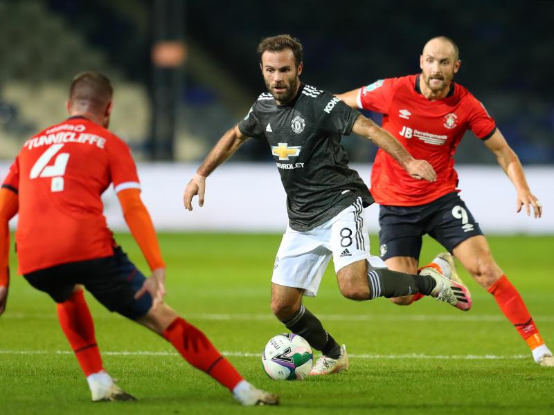 Luton Town 0-3 Manchester United: Substitutes shine as United sail to the Fourth round