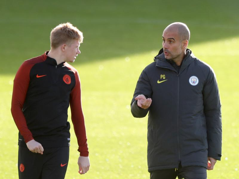 Guardiola hails Kevin De Bruyne following Manchester City's win over Wolves