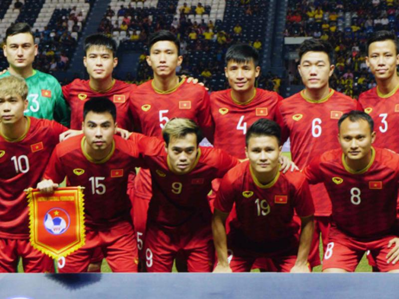 🇻🇳 Vietnam remain the highest-ranked Southeast Asia team