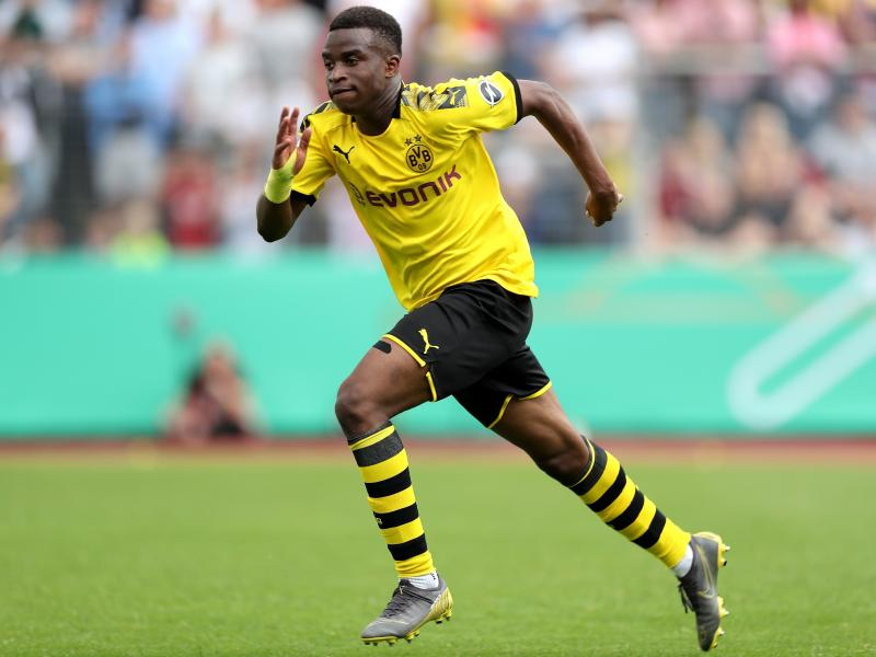 Eto'o wants Barcelona to sign 16-year-old Dortmund starlet