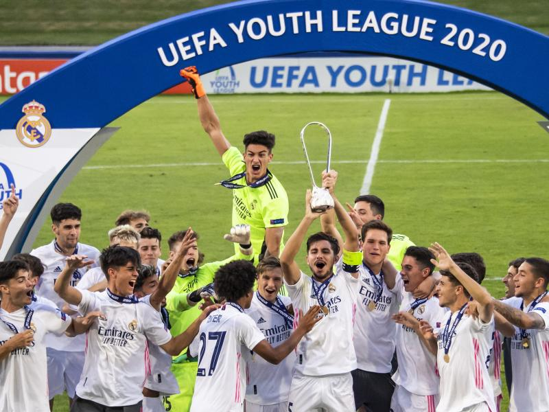 UEFA approves new format for for the 2020/21 UEFA Youth League