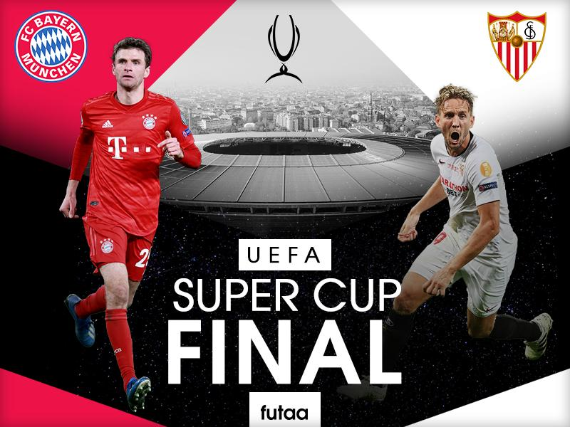 UEFA Super Cup final: Thousands of fans expected at the Puskás Aréna