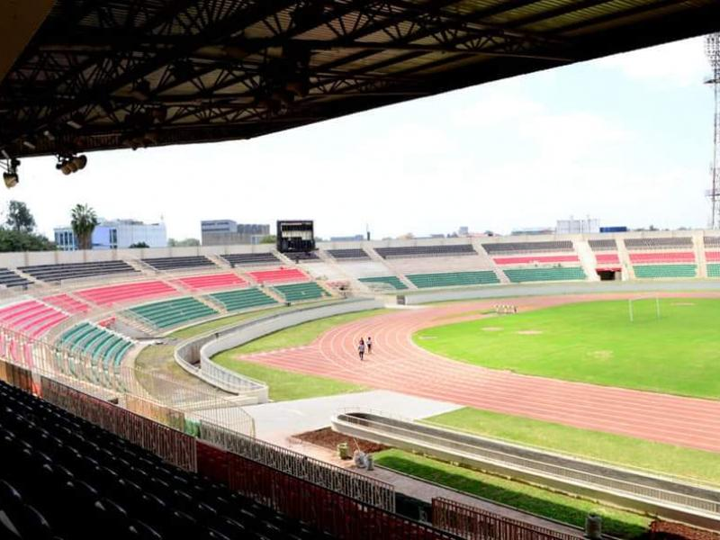 Nyayo National Stadium set to be reopened on Saturday after three years of closure