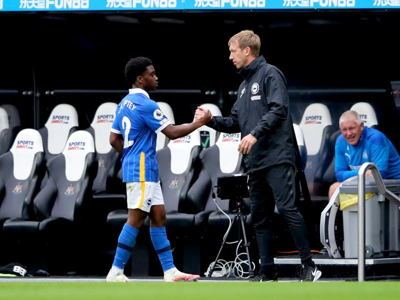 Brighton set to hand youngster Lamptey a new deal to wade off suitors