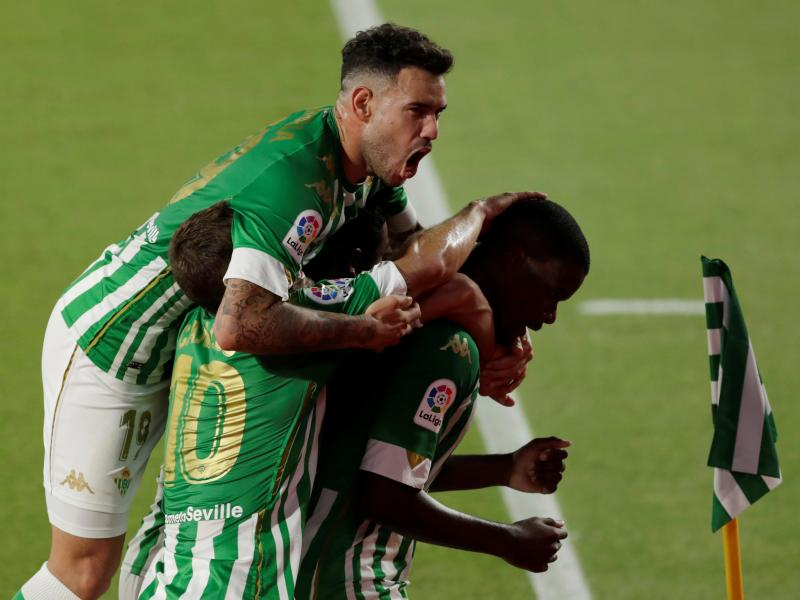 Bet on Both Teams to Score when Getafe play Real Betis today