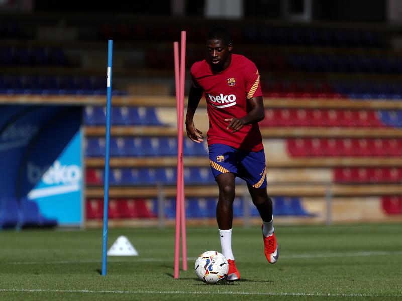 Barcelona set to offer Ousmane Dembele a new deal