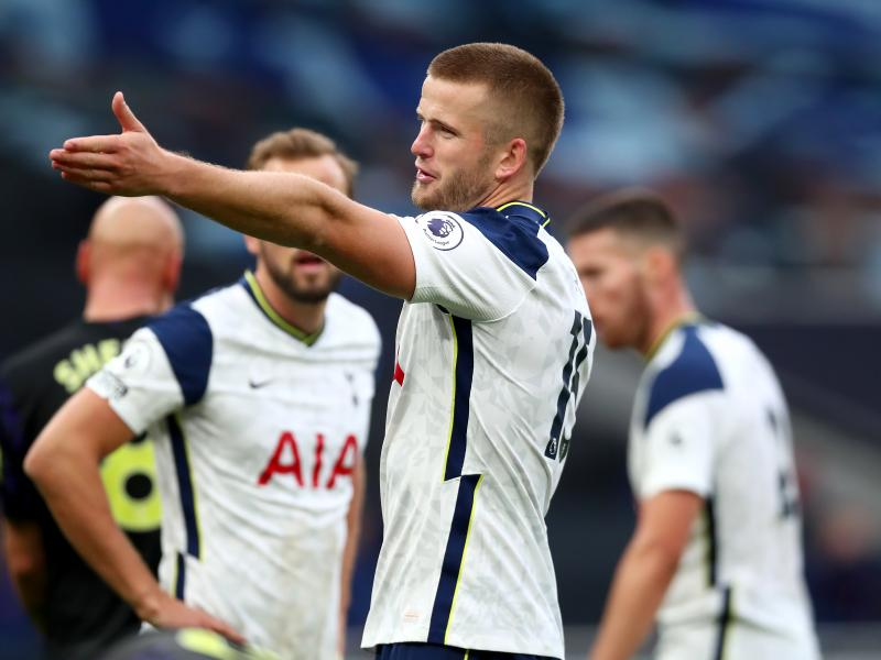 Carabao Cup: Tottenham Hotspur defender Eric Dier explains why he ran off the pitch