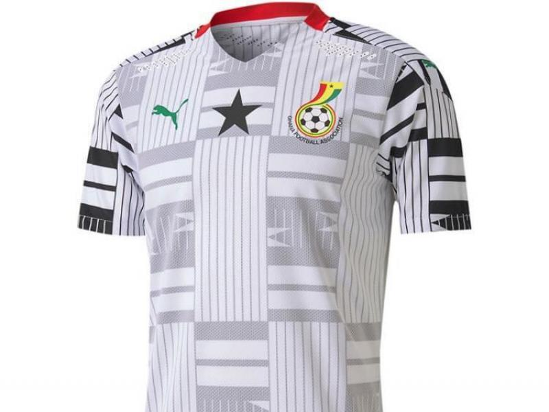 🇬🇭🟡🔥 Leaked: Ghana's new home and away kit designs
