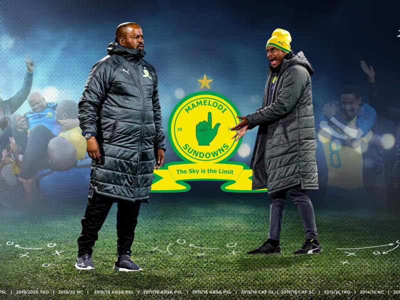 🇿🇦 Breaking: Mamelodi Sundowns make history with fourth straight league title