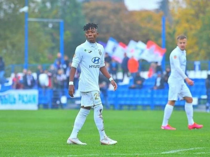 🇰🇪 Debut for 'Messi' Agege in Belarus