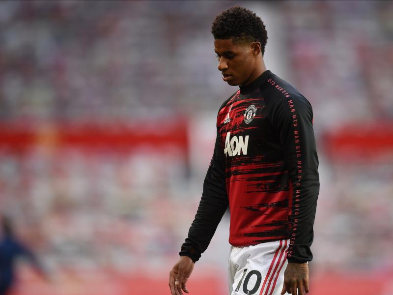 Marcus Rashford injury update