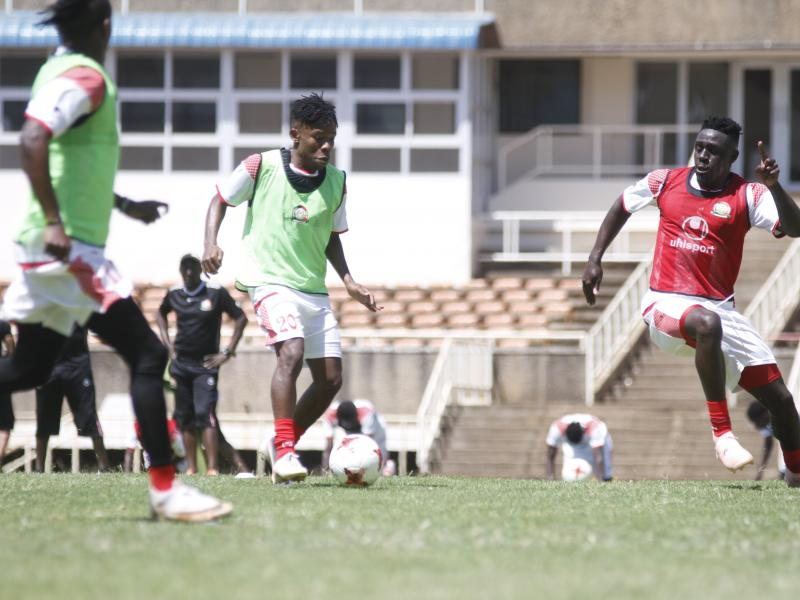 🇰🇪 Kimanzi impressed by Stars camp after the arrival of foreign based players