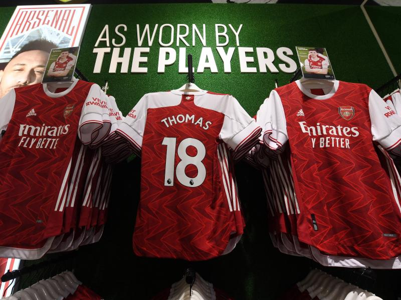 Confirmed Thomas Partey To Wear Number 18 Jersey At Arsenal Futaa Com Kenya