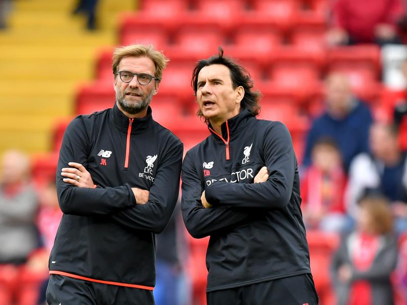 Jurgen Klopp former assistant admits of falling out with the German