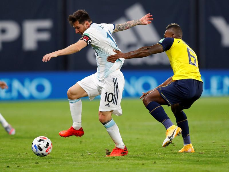 Messi to the rescue as Argentina kick off World Cup qualifying campaign with narrow win