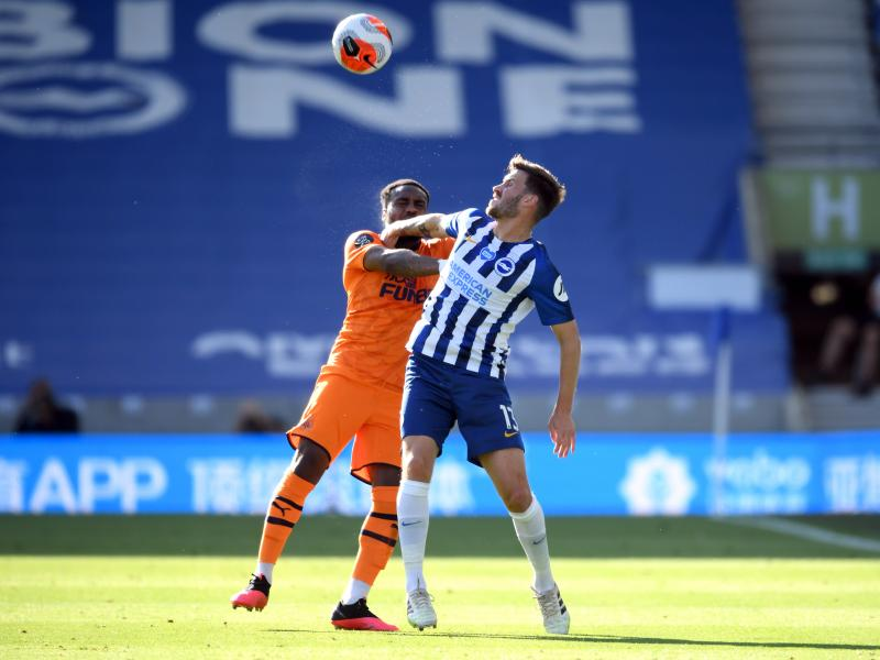 Four seasons later and Pascal Gross is still at the top of his game at Brighton