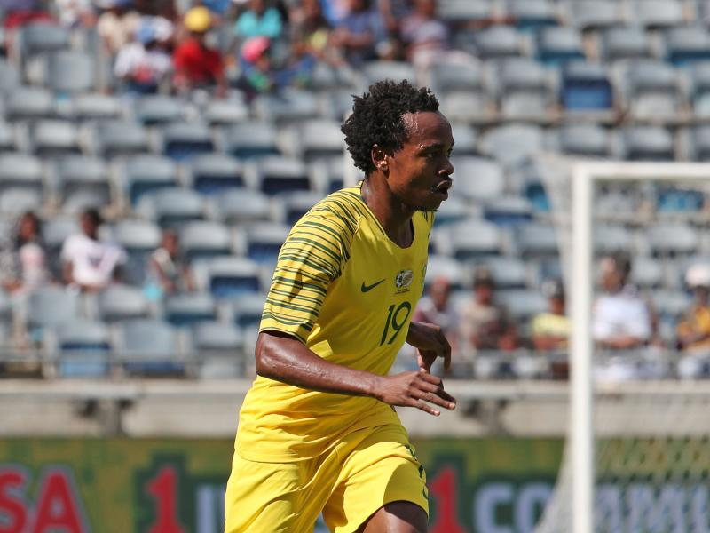 South Africa's Percy Tau set for Brighton debut