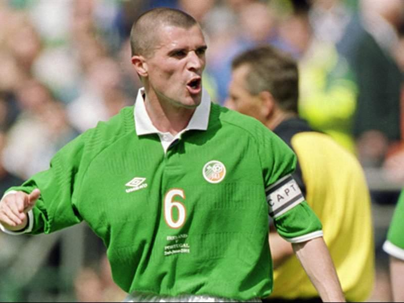 🇮🇪⚽ On This Day in 2005: Man United legend Roy Keane hangs up international boots