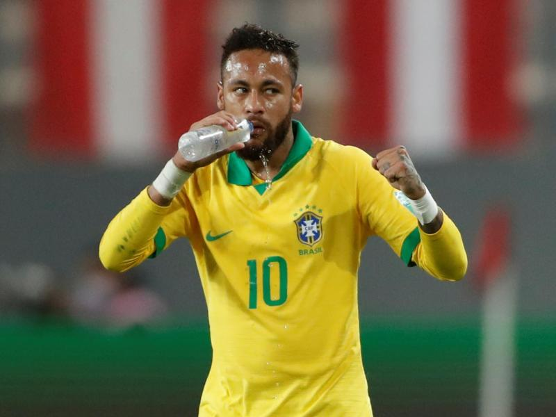 Neymar released from Brazil squad with injury