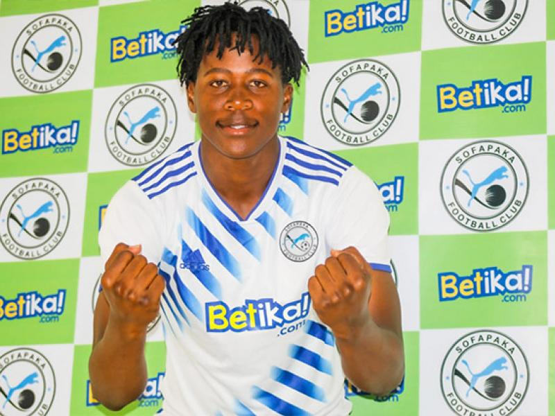 📝OFFICIAL: Sofapaka FC sign KCB defender Kibwage