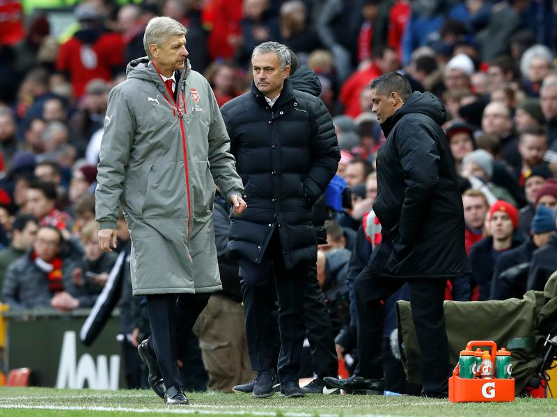 Wenger responds to Mourinho's jibe on why he did not feature in the Frenchman's book
