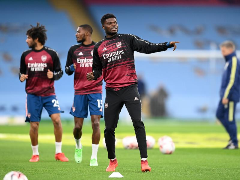 Atletico Madrid boss Diego Simeone believes Thomas Partey will be a star at Arsenal
