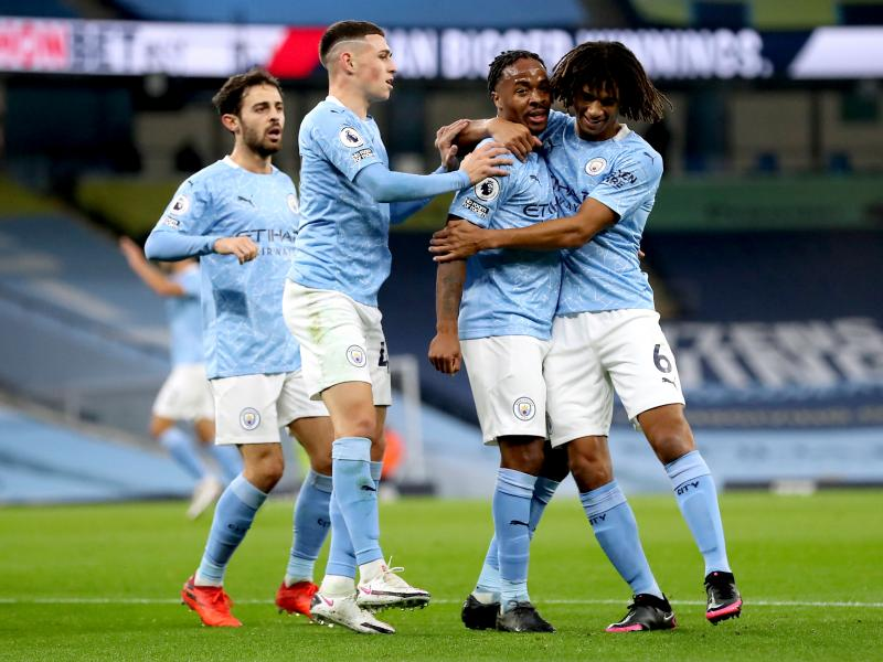 Man City 1-0 Arsenal: Raheem Sterling wins it for the Cityzens as the Gunners' bad run away to the big-six continues