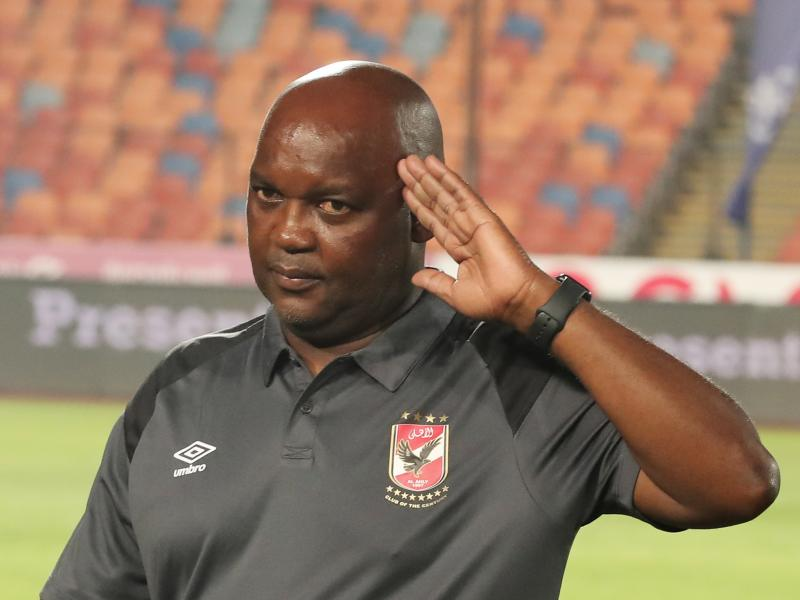 JUST IN: Al Ahly coach Pitso Mosimane tests positive for coronavirus