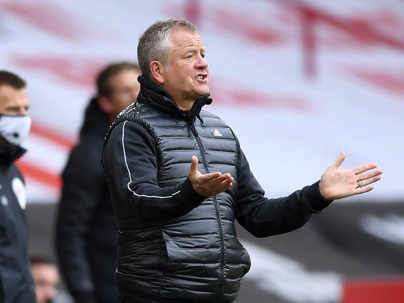 Chris Wilder maintains pride in his charges despite loss to Liverpool