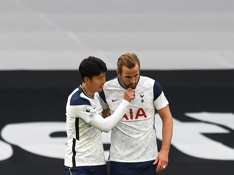 🔥 Kane, Son partnership tearing West Ham apart at Tottenham Stadium
