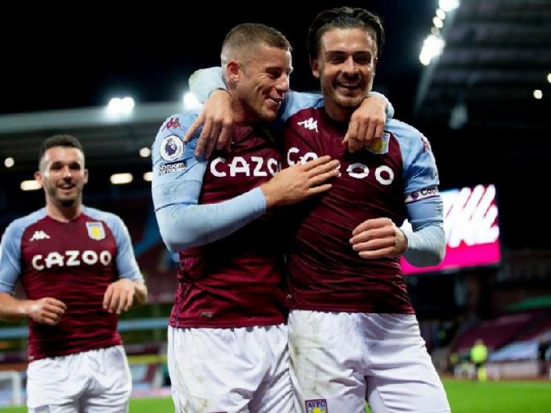 Jack Grealish was the motivation behind Ross Barkley signing with Aston Villa