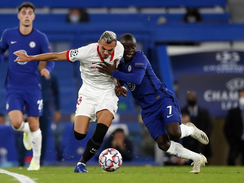 Chelsea 0-0 Sevilla: Hosts held at home in opener