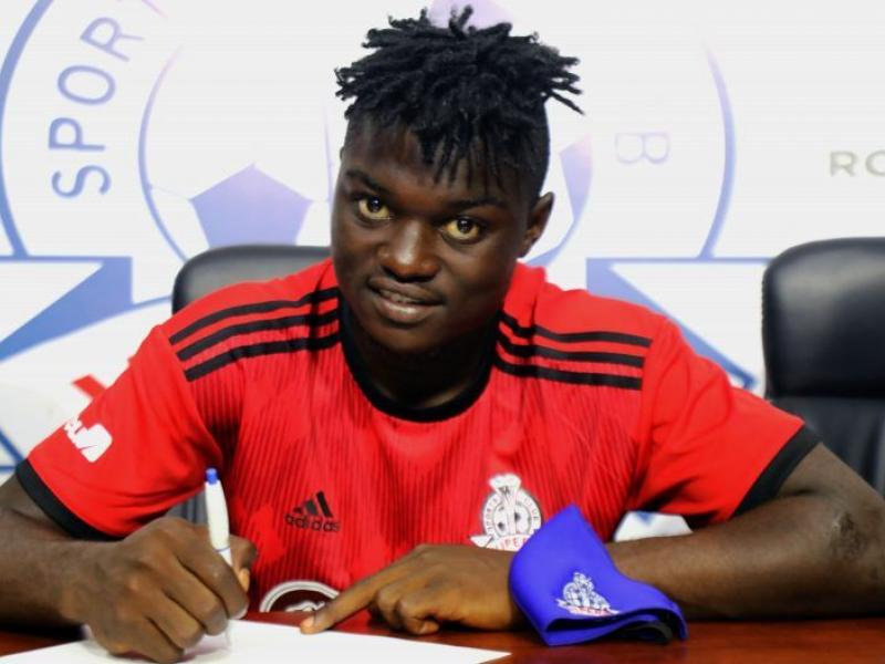 Burundi goalkeeper Fabien Mutombora signs new three-year deal with Vipers SC
