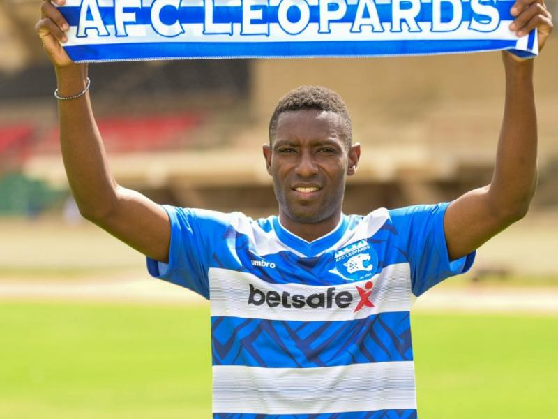 📝 AFC Leopards sign Burundian forward Shaka