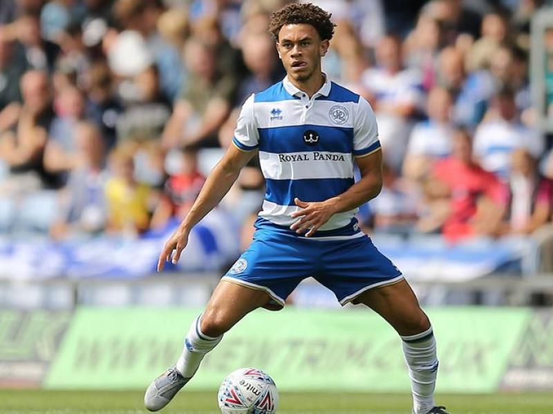 Queens Park Rangers' Luke Amos suffers another ACL injury