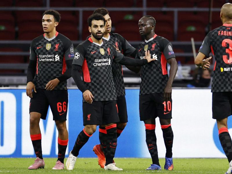 Liverpool win away to Ajax; Lukaku's brace rescues point for Inter and Atalanta can't stop scoring