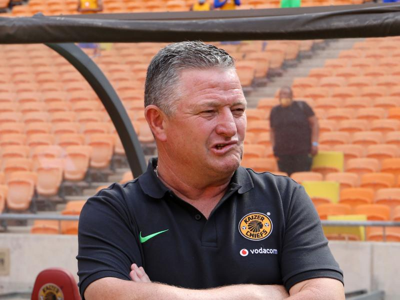 🇿🇦 Kaizer Chiefs coach says even Barcelona would struggle in the CAF Champions League