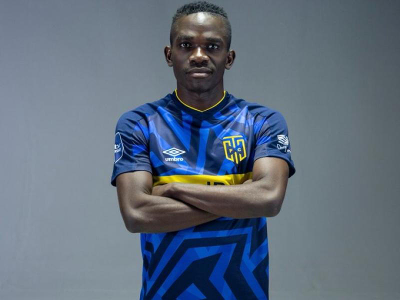 🔵🟡 Cape Town City announce highly-rated Zambian winger