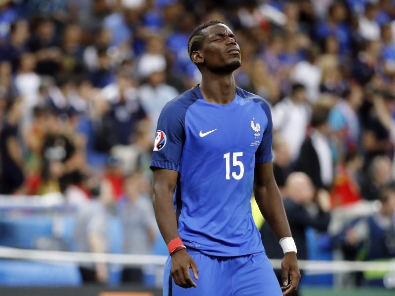 Paul Pogba slams reports claiming he has retired from France national team